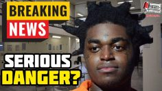 BREAKING: Kodak Black In Serious Trouble Might Not Make It In Prison?